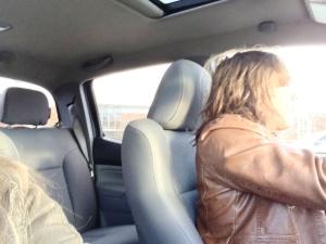 liam drives